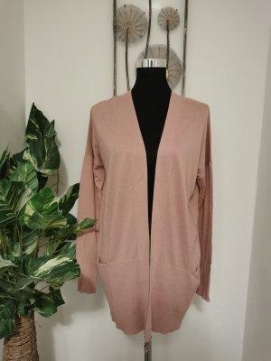 Street One Cardigan in maglia rosa chiaro-rosa