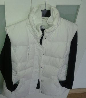 Street One Down Vest white polyester