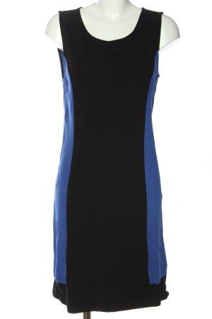 Street One Etuikleid schwarz-blau Casual-Look