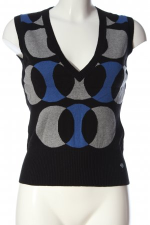 Street One Fine Knitted Cardigan graphic pattern casual look