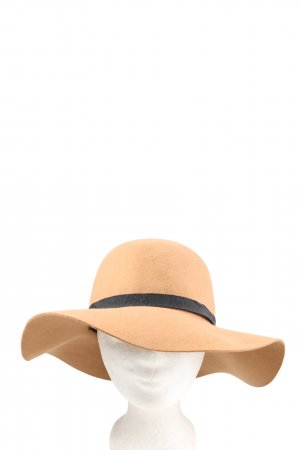 Street One Felt Hat natural white-black elegant