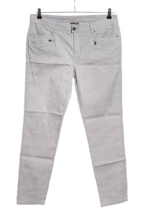 Street One Pantalone cinque tasche grigio chiaro stile casual