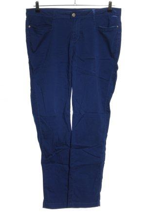 Street One Pantalone cinque tasche blu stile casual
