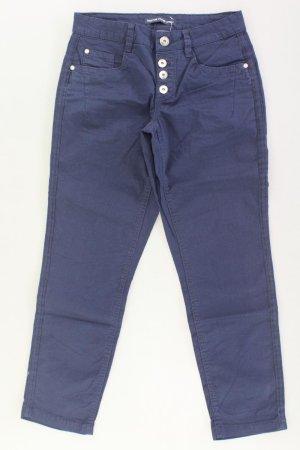 Street One Five-Pocket Trousers blue-neon blue-dark blue-azure