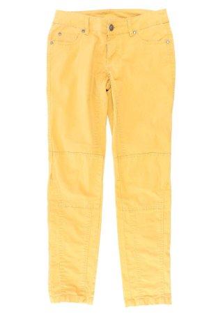 Street One Five-Pocket-Hose Größe 34 neuwertig gelb aus Baumwolle