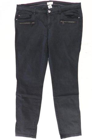 Street One Five-Pocket-Hose Größe 42 schwarz aus Baumwolle