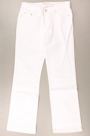 Street One Five-Pocket Trousers natural white cotton
