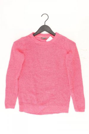 Street One Pullover a maglia grossa rosa chiaro-rosa-rosa-fucsia neon Cotone