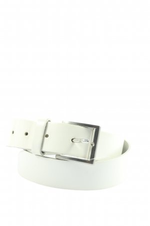 Street One Belt Buckle white casual look
