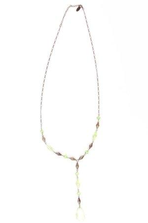 Street One Halskette grün