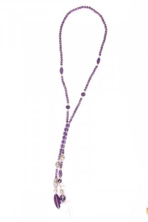 Street One Halskette lila