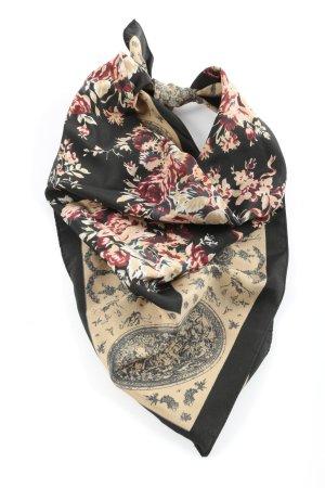 Street One Foulard motif de fleur style décontracté