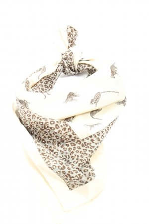 Street One Neckerchief leopard pattern casual look