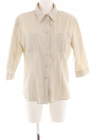 Street One Hemd-Bluse creme Casual-Look