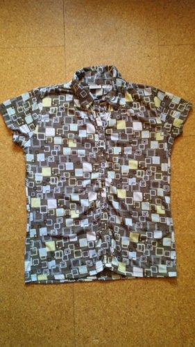 Street One Camisa de manga corta multicolor