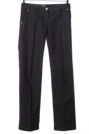 Street One Hoge taille broek zwart zakelijke stijl