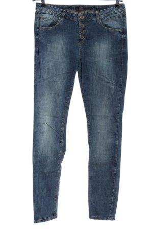 Street One High Waist Jeans blau Casual-Look