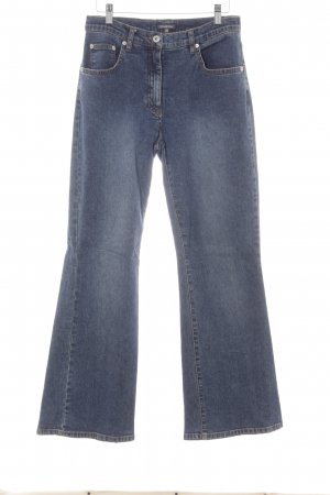 Street One Hoge taille jeans blauw casual uitstraling