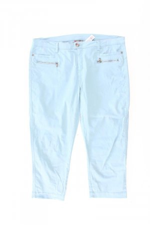 Street One 7/8 Length Trousers turquoise