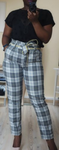 Street One Paperbag Trousers multicolored