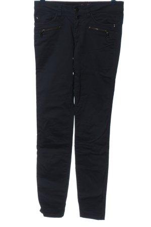 Street One Pantalon taille basse bleu style décontracté