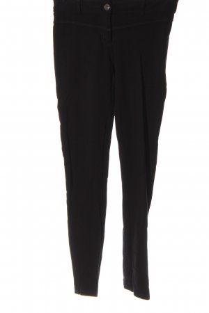Street One Low-Rise Trousers black casual look