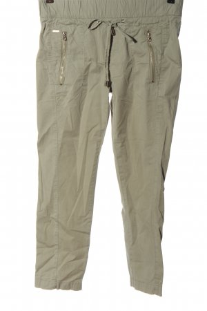 Street One Low-Rise Trousers khaki casual look