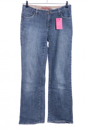 Street One Low-Rise Trousers blue casual look