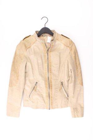 Street One Jacke Größe 38 braun aus Baumwolle