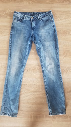 Street One Stretch Jeans steel blue