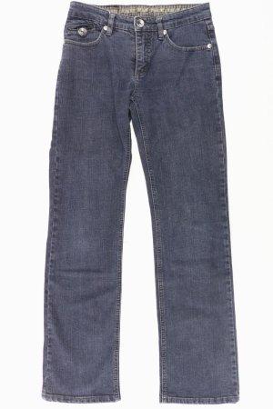 Street One Jeans Modell Vivica long Größe W28 blau aus Baumwolle