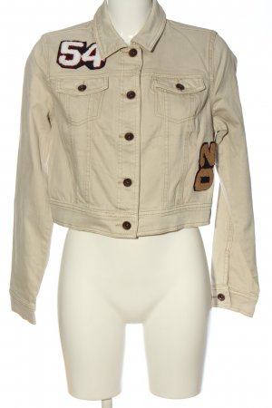 Street One Jeansjacke creme Casual-Look