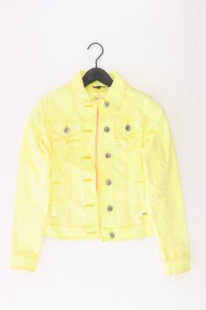 Street One Jeansjacke Größe 36 gelb