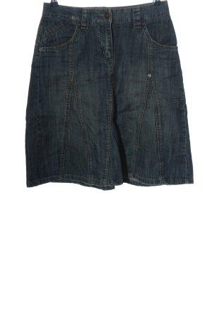 Street One Jeansowa spódnica niebieski W stylu casual
