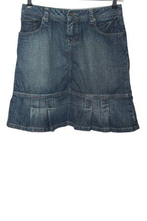 "Street One Denim Skirt ""W-swk1br"" blue"