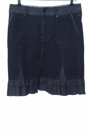 Street One Denim Skirt blue casual look