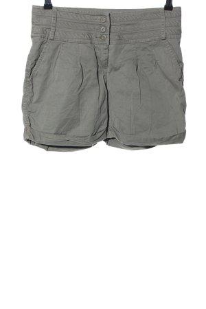 Street One Denim Shorts khaki casual look