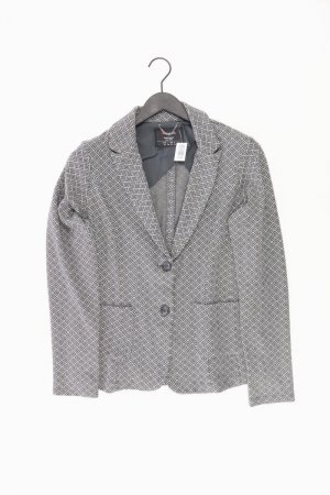 Street One Jerseyblazer Größe 42 neuwertig grau aus Polyester