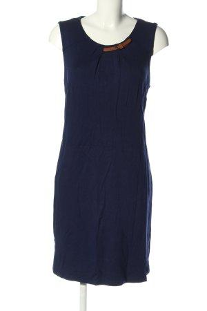 Street One Jerseykleid blau Casual-Look