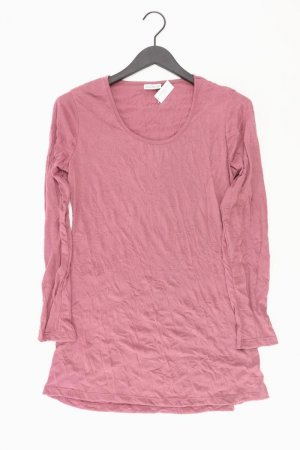 Street One Jerseykleid Größe 38 Langarm rosa aus Polyester