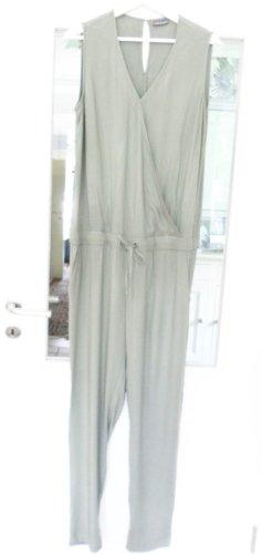 Street One Jumpsuit, Overall, Sommer, Gr. 40, schilf grün, NEUWERTIG