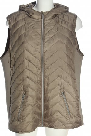 Street One Capuchon vest wolwit quilten patroon casual uitstraling