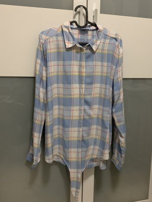 Street One Checked Blouse multicolored