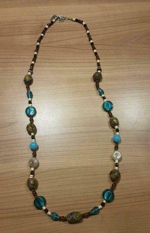 Street One, Kette, lang, Halskette,Glas