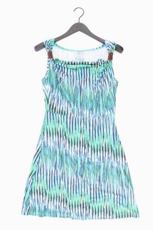 Street One Kleid grün gestreift Größe 38