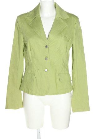 Street One Korte blazer groen casual uitstraling