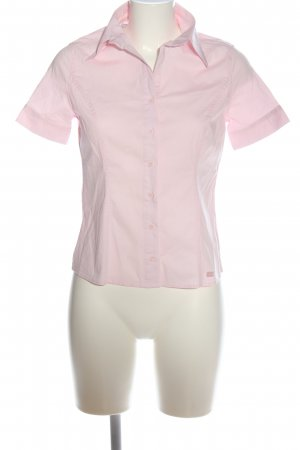 Street One Kurzarmhemd pink Business-Look