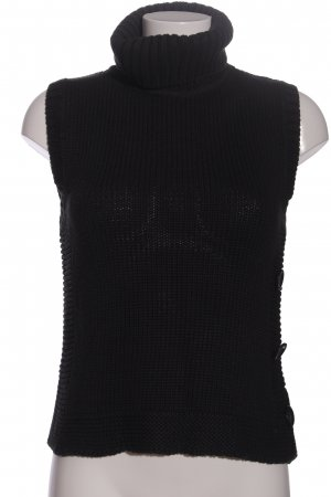 Street One Short Sleeve Sweater black casual look