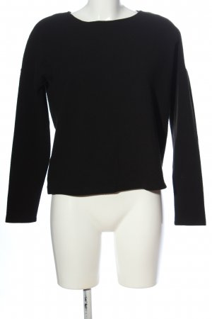 Street One Sweatshirt schwarz Casual-Look