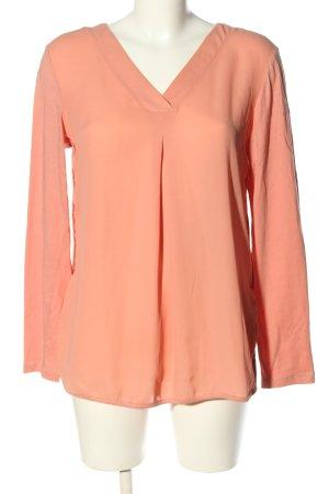 Street One Langarm-Bluse pink Casual-Look